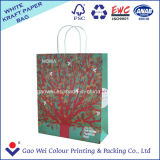 Manufacturers Cheap Wholsale Recycle White Paper Kraft Bag