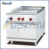 Eh786A Electric Griddle with Oven (1/3 Grooved)