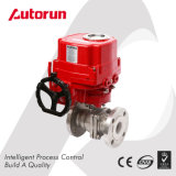 Chinese Wenzhou Supplier Explosion Electric Stainless Steel Ball Valve