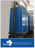 Suspension Roping 1: 1 Elevator Cabin Car Frame
