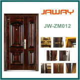 New Style Top Quality Steel Security Son-Mother Door
