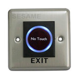 Stainless Steel Door Button for Access Control System with Ce Approval (SB6-Squ)