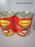 Tomato Paste Canned Vegetable