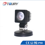 10W 12V Waterproof CREE LED Work Lamp for Track