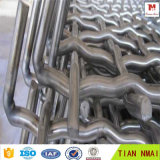 Hooked Crimped Wire Mesh Made in Professional Factory