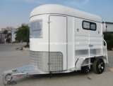 2 Horse Float Straight Load Economy Trailer Accord with Australian Standard