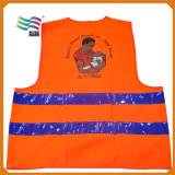 Cheap Wholesale Hi Vis Safety Vest with Reflective Strip