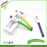 Ocitytimes 280mAh E-Cigarette Rechargeable 510 Bud Touch Battery