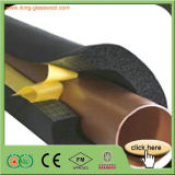 Isoflex Insulation Best Price Rubber Foam Pipes with Incision