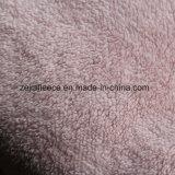 Combined Fabric, Shu Fleece Bonded with Mirco Fleece