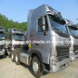 Sinotruk HOWO A7 371HP 420HP 6X4 Tractor Truck