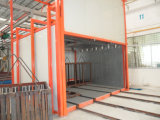 Electric Control Cabinet Powder Coating Production Line