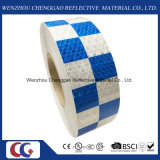 Multi Color Chequer Reflective Conspicuity Tape (C3500-G)
