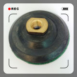 "4"" Diamond Wet Polishing Pads Backer"