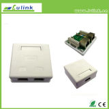 Best Price Cat5e Faceplate Surface Box Information Outlet for Sale