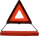 Warning Triangle Reflector for Accident