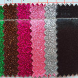 Foiled Glitter PU Leather for Jewelry Box Decoration Hw-864