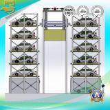 Vertical Lifting Mechanical Parking Lift