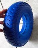 TUV Verified 8 Inch 2.50 - 4 PU Foam Wheels for Hand Trolley Kayak and Kids Wagon
