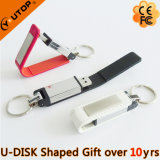 Company Promotional Gifts Leather USB Pendrive (YT-5108)