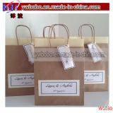 Wedding Decoration of Wedding Favour Paper Gift Bag (W1030)