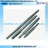 High Precision CNC Machinery Pump Shaft with Competitive Price