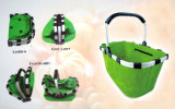 Portable Shopping Basket Picnic Basket