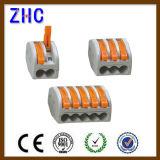 Cmk 2 Pin 3 Pin 5 Pin Push in Wire Wago Pluggable Terminal Block