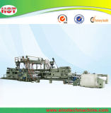 High Capacity Plastic Film PVC Flex Banner Extrusion Production Line