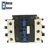 Cjx2-8011 AC Industrial Electromagnetic AC-3 3 Pole 80A 220V D P Contactor