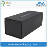 Wig Preservation Hair Extension Cardboard Packaging Box with Mirror