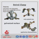 Scaffolding and Steel Pipe Fastener/Clamps Coupler