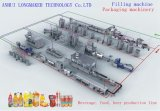 Aluminum Tank Beverage Filling/Fruit Juice Mixing Equipment/Wine Filling Equipment/Stainless Steel Filling Machine