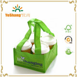 Durable Reusable Polypropylene Non Woven Coffee/Bread Packing Carrie Tote Bag