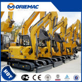 Poppular 6 Ton XCMG Xe60 Mini Excavator for Sale