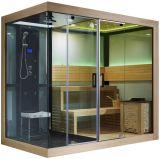 2.52meters More Function Steam Sauna Shower Room