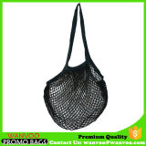Handmade Cotton String Tote Bag for Football Packing
