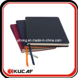 Embossing B5 Sewn & Glue Bound Softcover PU Diary
