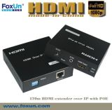 120m HDMI Extender Over IP with Poe