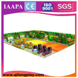 Jungle Theme Indoor Soft Playground Equipment for Sale (QL--086)