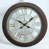 Shabby-Chic Home Decor Vintage Metal Wall Clocks