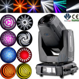 New 17r 350W Spot Beam Wash Moving Head Light with Linear Zoom