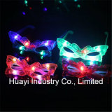 Custom Printed LED Butterfly Sunglasses