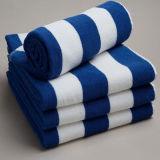Stripe Print High Quality Manufactures Beach Towel (DPFT8077)