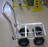 High Quality Four Wheels Platform Hand Truck
