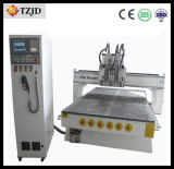Heavy-Duty Cutting Machine for Solidwood MDF Aluminum PVC Plastics