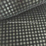 Classical Flocking PU Synthetic Leather for Shoes