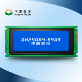 Negative Graphic Stn 240X64 LCD Display Module