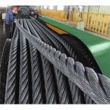 Elevator Steel Wire Rope/Cable with 3.0 to 40mm Diameter