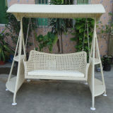 Water-Proof Rattan Hanging Swing Chair (Sw02002)